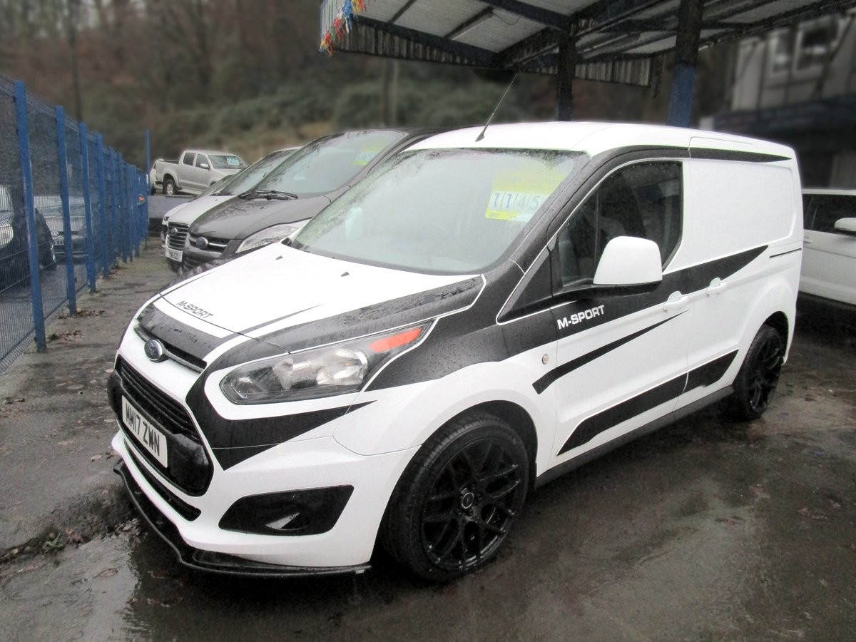 2017 FORD TRANSIT CONNECT 1.5DCI 5 SEAT KOMBI For Sale (picture 1 of 6)