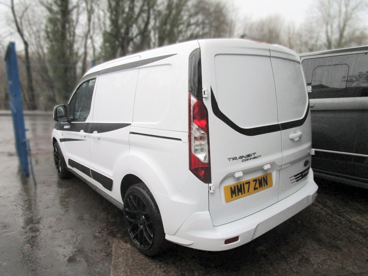 2017 FORD TRANSIT CONNECT 1.5DCI 5 SEAT KOMBI For Sale (picture 2 of 6)