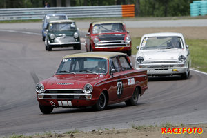 "Ford Cortina 1500GT MK1 FIA ""Rolling Chassis"""