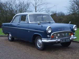 Picture of 1959 Ford Consul MKII Saloon at ACA 13th and 14th February For Sale by Auction