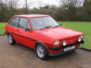 Picture of 1981 Ford Fiesta 1.3 Supersport at ACA 13th and 14thFebruary For Sale by Auction