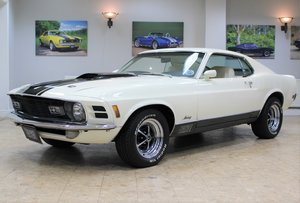 Picture of 1970 Ford Mustang Mach 1 351 V8 Fastback Auto - Restored For Sale