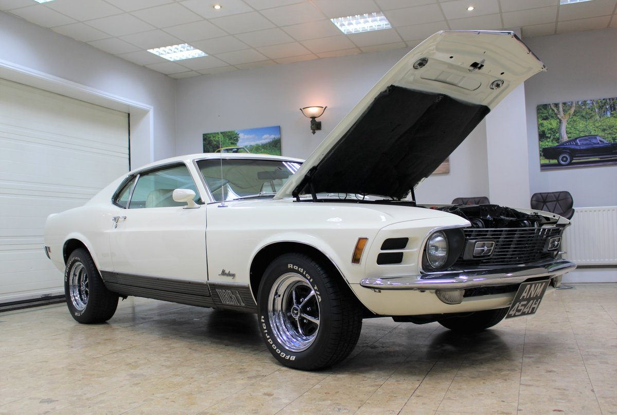 1970 Ford Mustang Mach 1 351 V8 Fastback Auto - Restored For Sale (picture 9 of 25)
