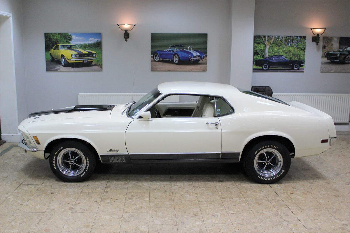 1970 Ford Mustang Mach 1 351 V8 Fastback Auto - Restored For Sale (picture 13 of 25)