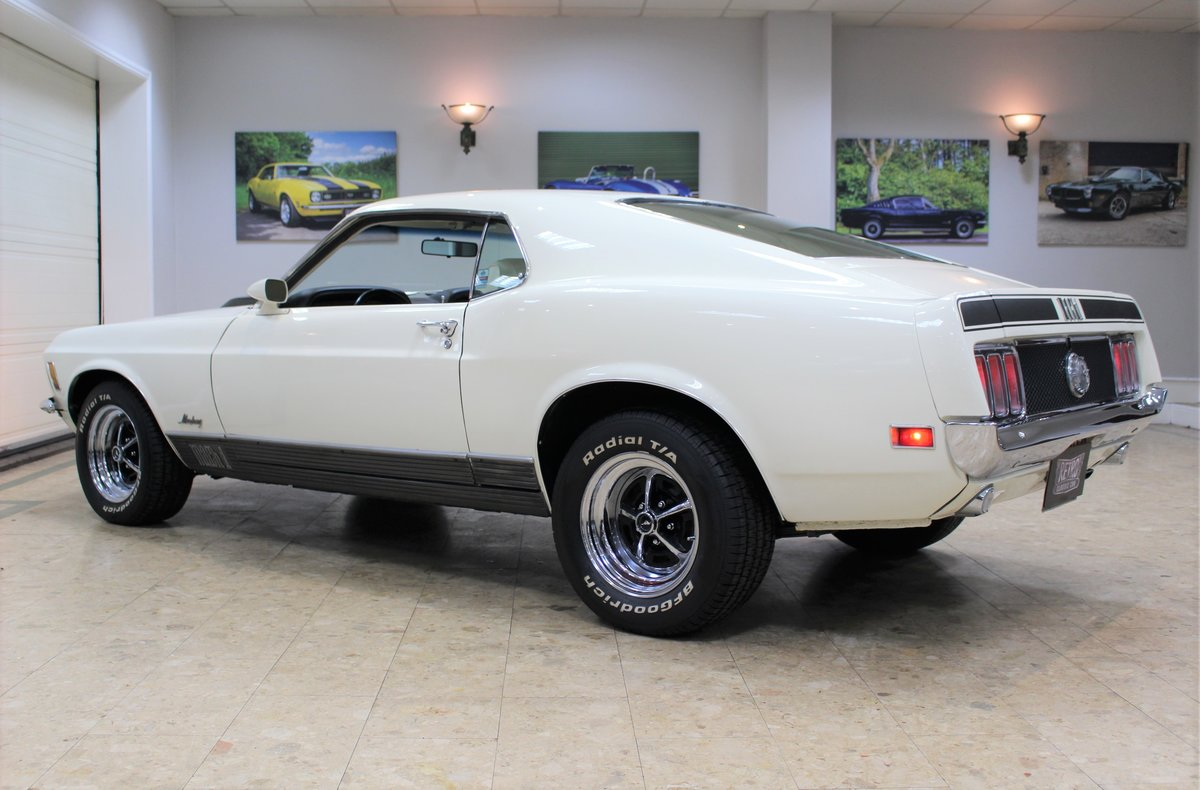 1970 Ford Mustang Mach 1 351 V8 Fastback Auto - Restored For Sale (picture 14 of 25)