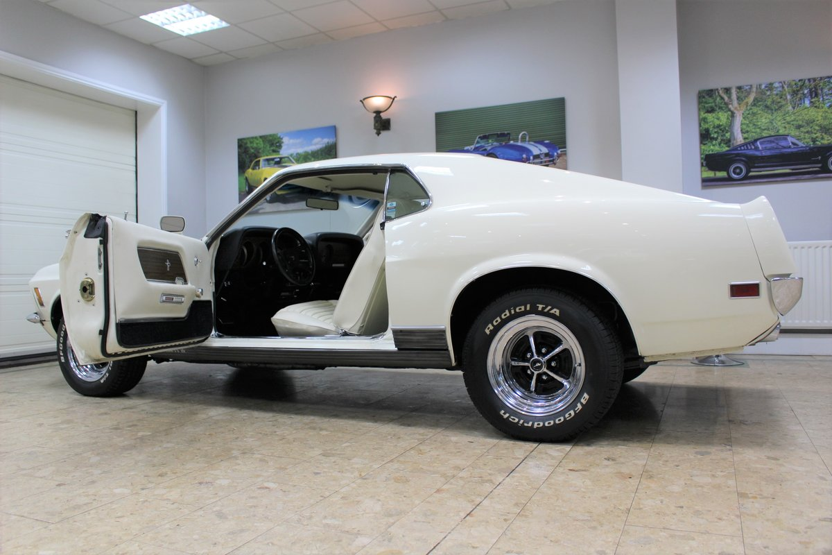1970 Ford Mustang Mach 1 351 V8 Fastback Auto - Restored For Sale (picture 18 of 25)