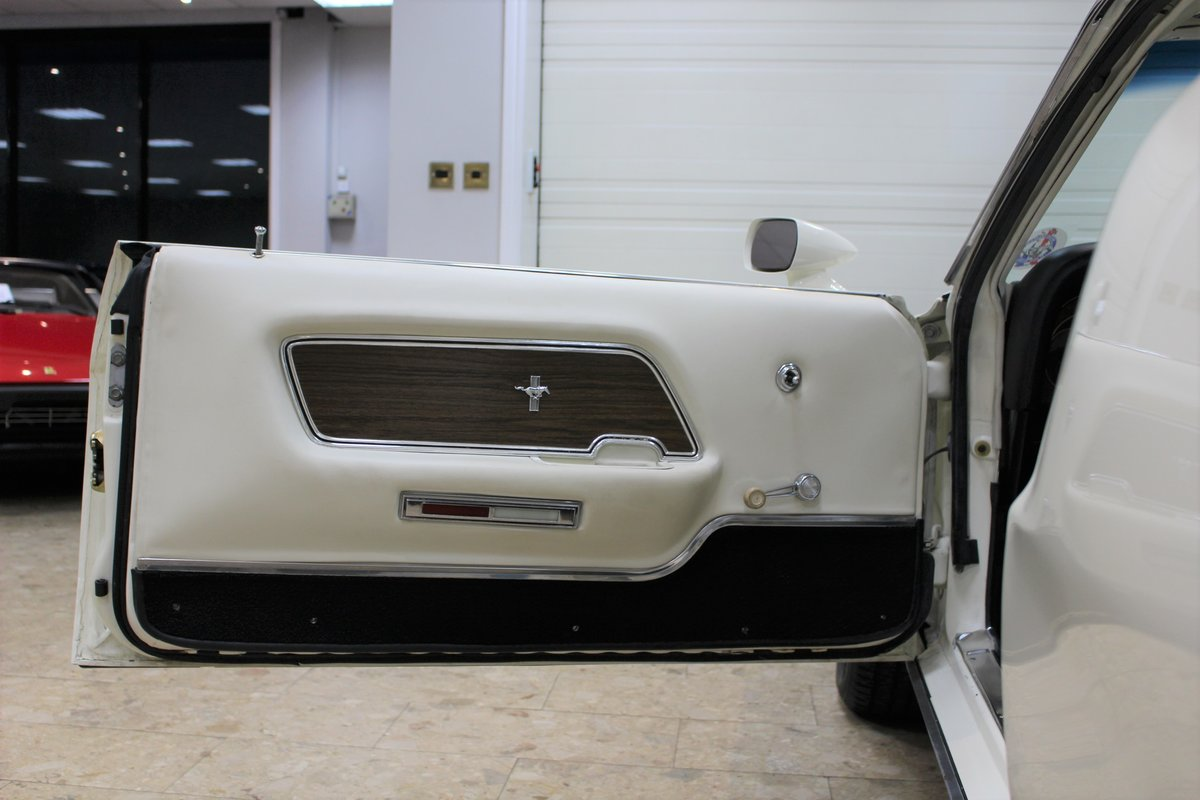 1970 Ford Mustang Mach 1 351 V8 Fastback Auto - Restored For Sale (picture 19 of 25)