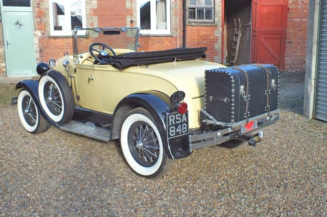 1980 This real fun Shay Ford Model A is well worth a close look! For Sale (picture 4 of 8)