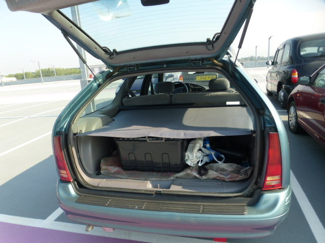 1994 Lhd Ford Taurus estate Wagon auto SOLD (picture 6 of 7)
