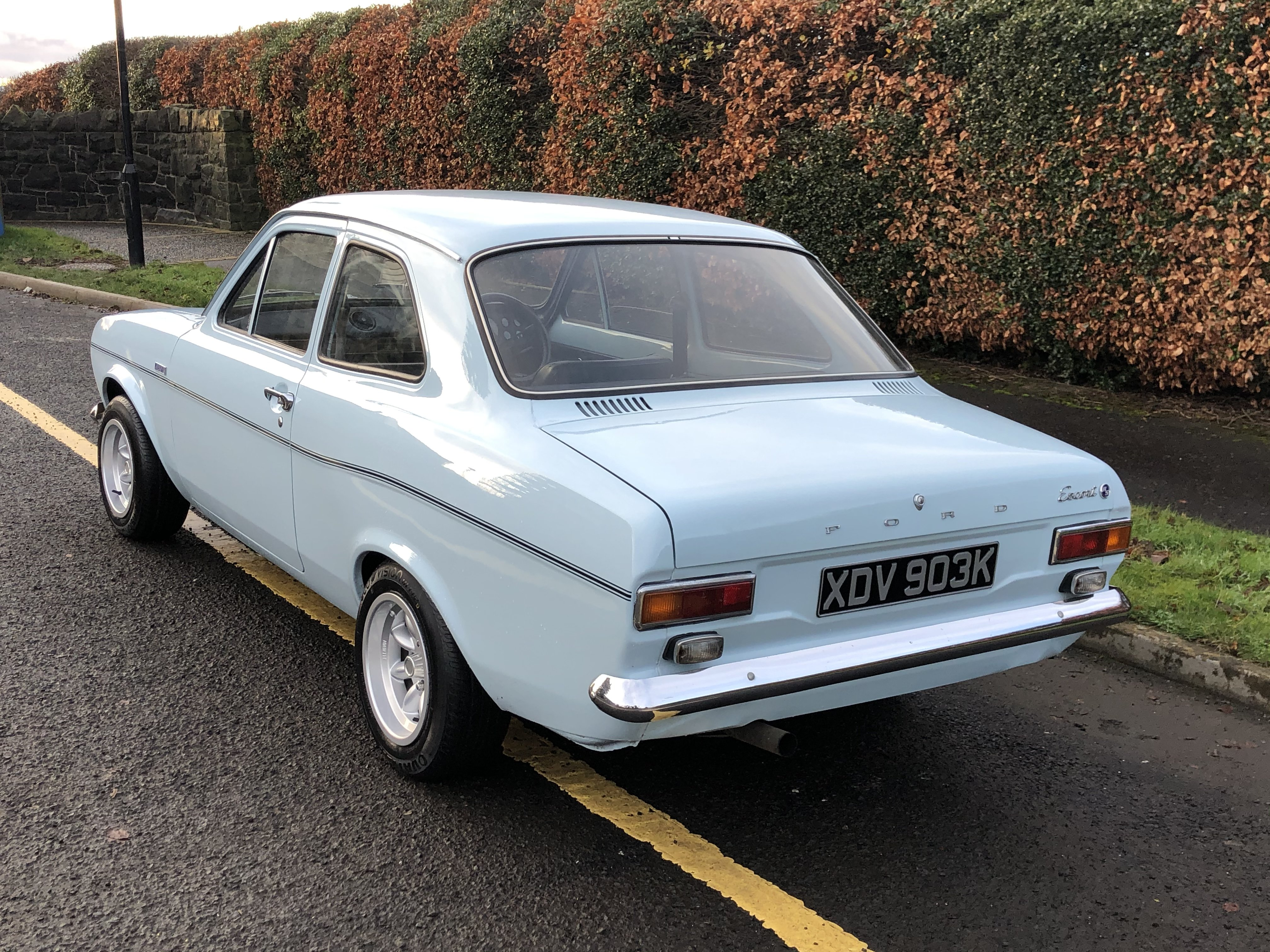 1972 Ford Escort MK1 RS1600 For Sale (picture 2 of 6)