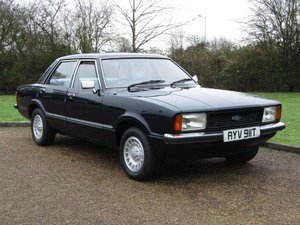 Picture of 1979 Ford Cortina 1.6L MK IV at ACA 13th and 14th February For Sale by Auction