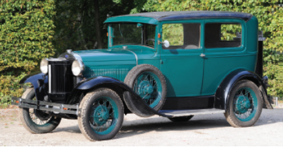 Picture of 1930 Ford Model A Four doors Sedan For Sale