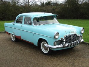 Picture of 1962 Ford Zephyr Mark II at ACA 13th and 14th February For Sale by Auction