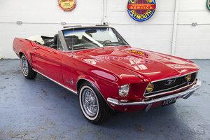 Ford Mustang S Code 390 Convertible2 Door Convertible 6.4L