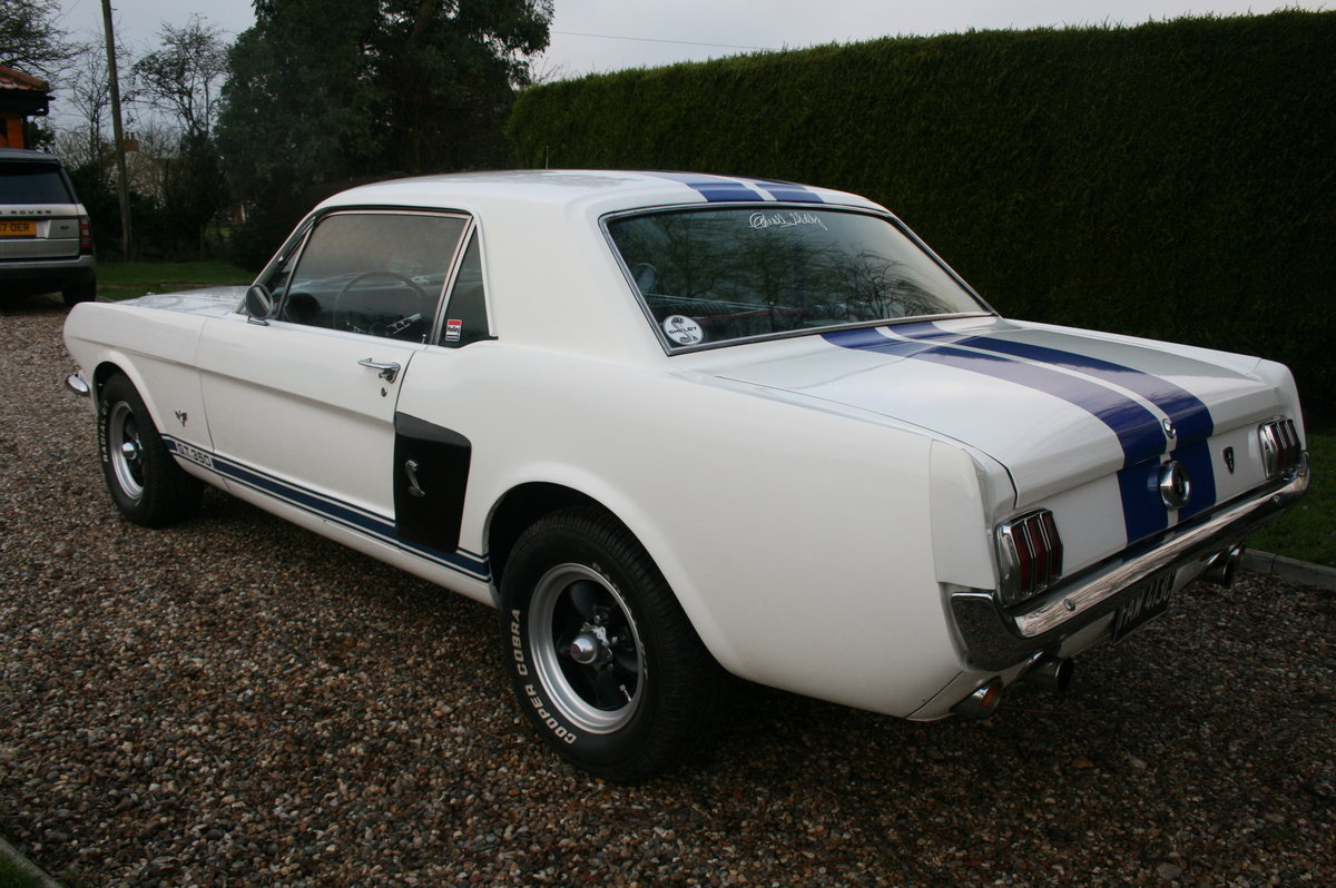 1965 Ford Mustang Coupe GT 350 Evocation.NOW SOLD For Sale (picture 6 of 31)