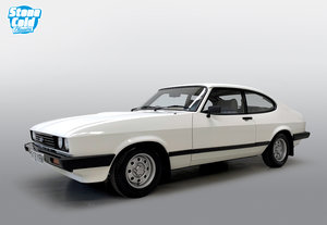 Picture of 1983 Ford Capri 1.6LS with just 20,160 miles, immaculate For Sale