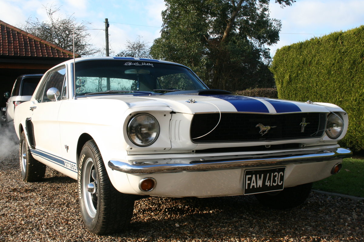1965 Ford Mustang Coupe GT 350 Evocation.NOW SOLD For Sale (picture 2 of 31)