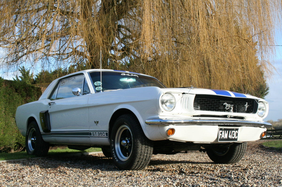 1965 Ford Mustang Coupe GT 350 Evocation.NOW SOLD For Sale (picture 8 of 31)