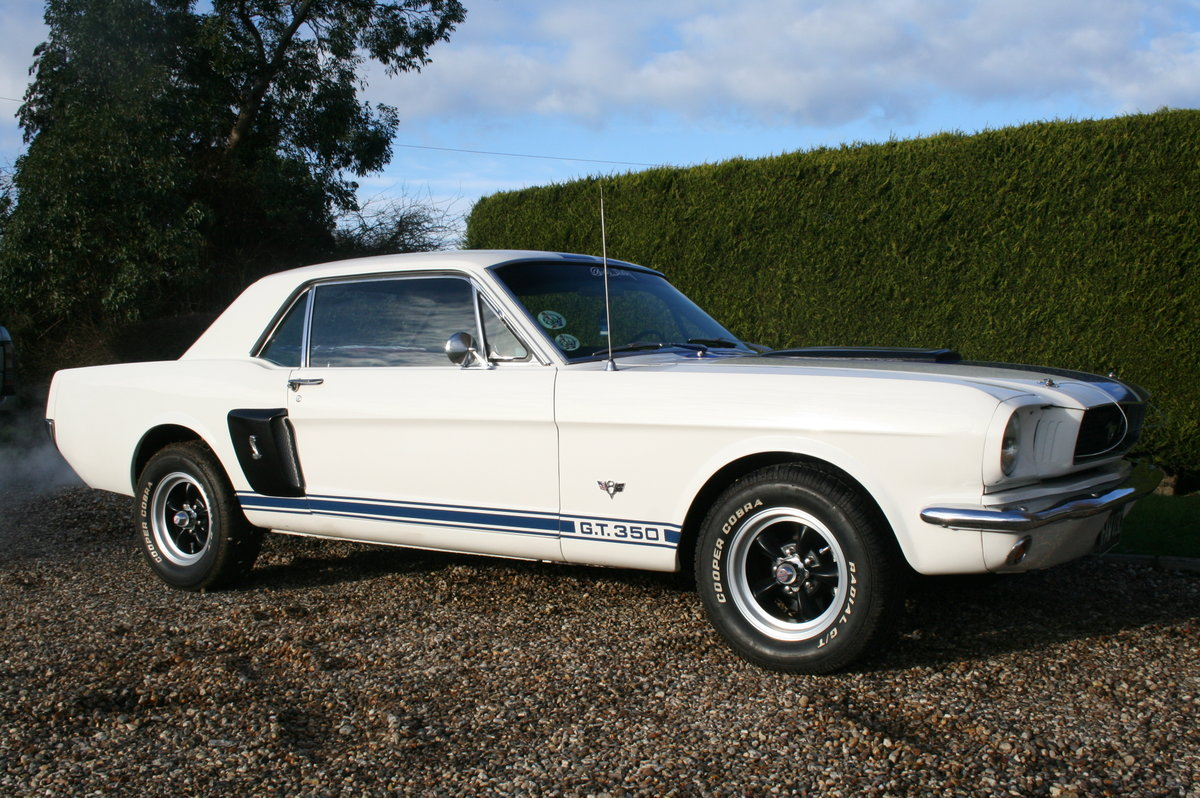 1965 Ford Mustang Coupe GT 350 Evocation.NOW SOLD For Sale (picture 22 of 31)