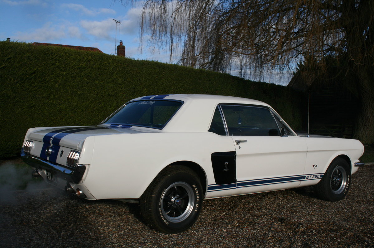 1965 Ford Mustang Coupe GT 350 Evocation.NOW SOLD For Sale (picture 25 of 31)