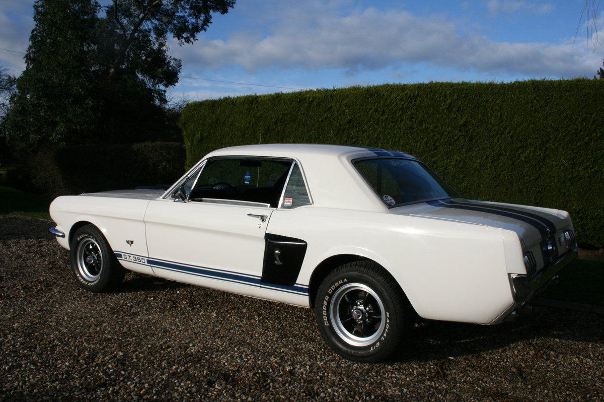 1965 Ford Mustang Coupe GT 350 Evocation.NOW SOLD For Sale (picture 30 of 31)