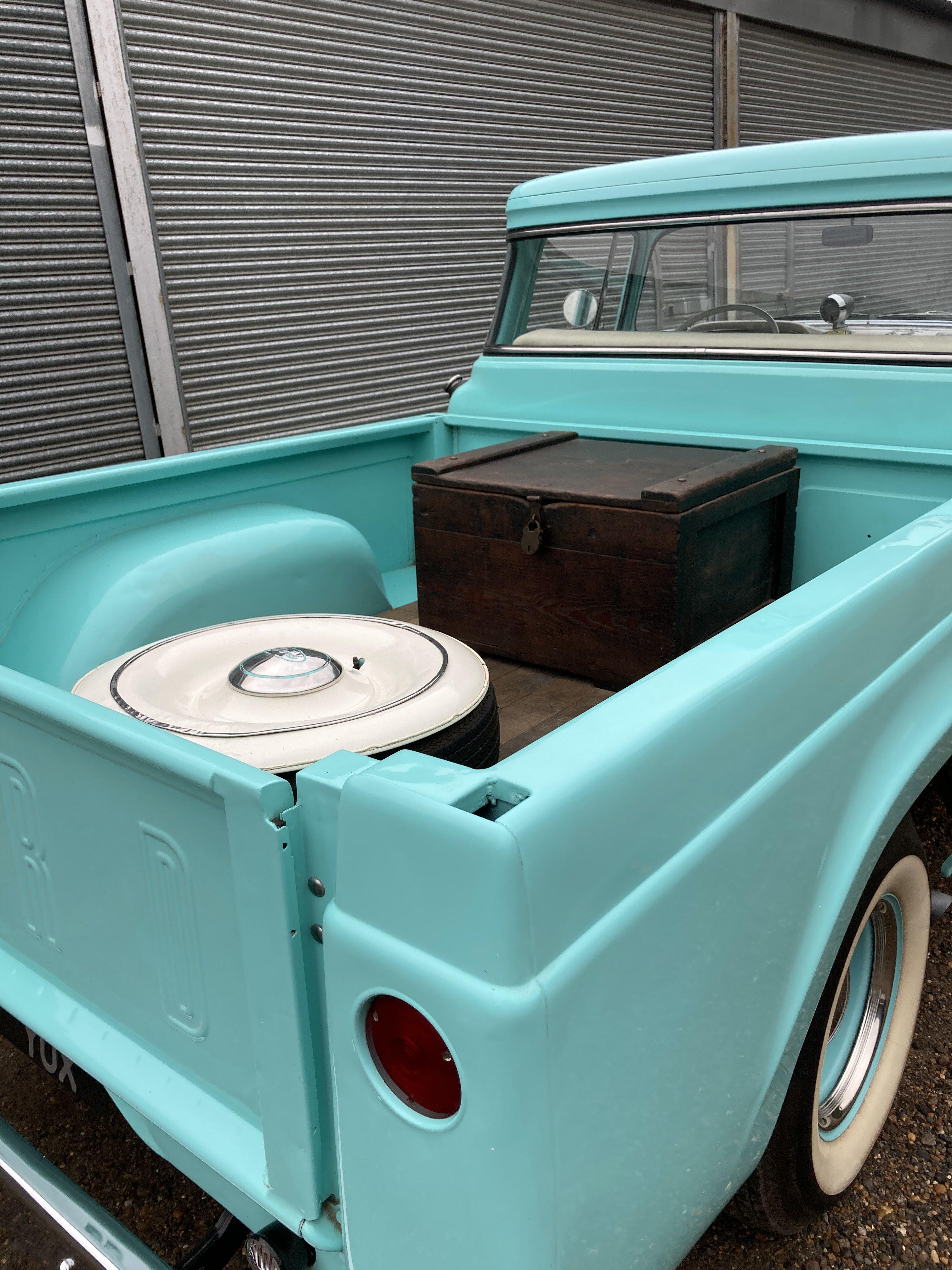 1957 F100 Fleetside Resto Rod For Sale (picture 3 of 12)
