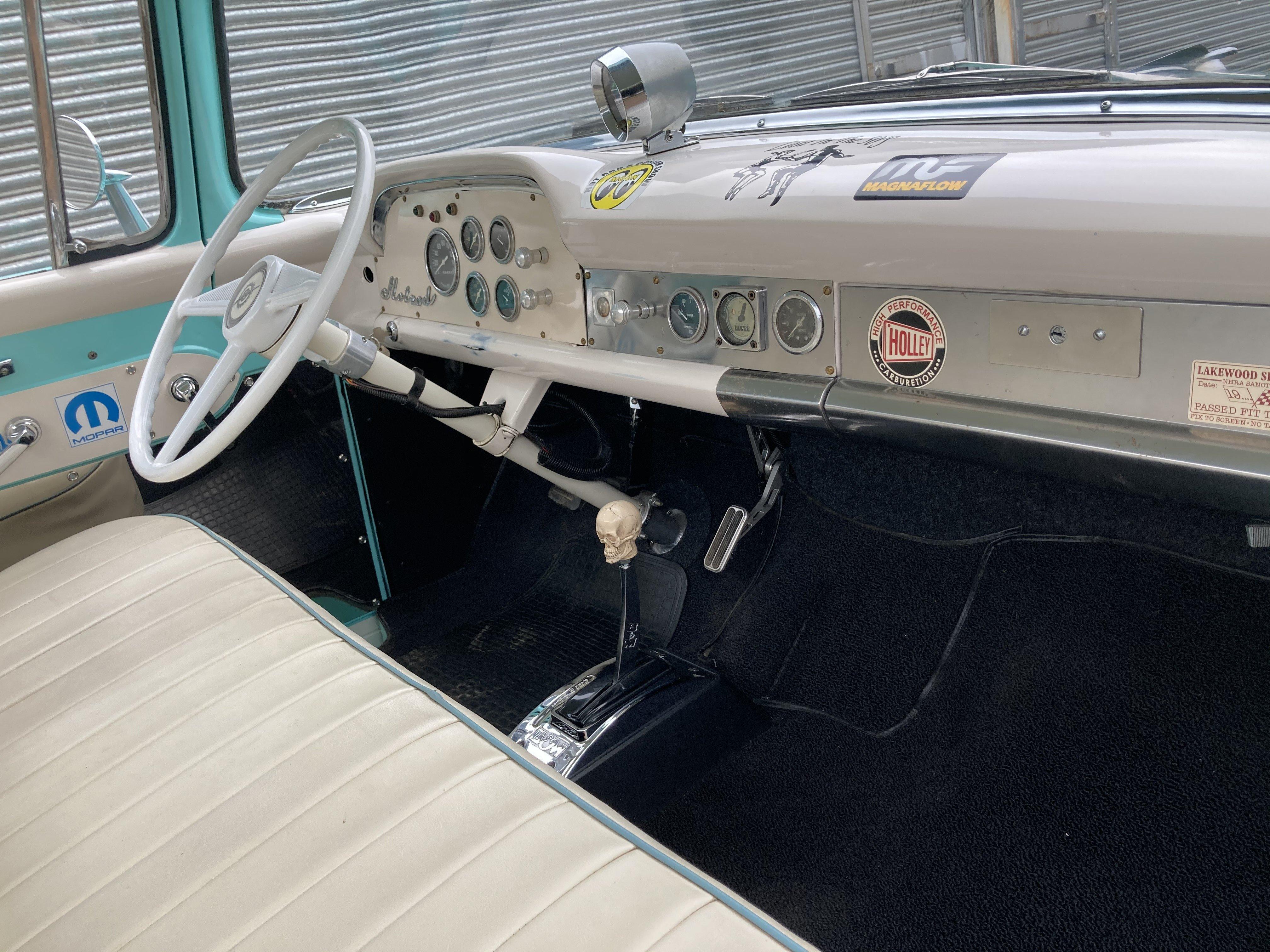 1957 F100 Fleetside Resto Rod For Sale (picture 4 of 12)
