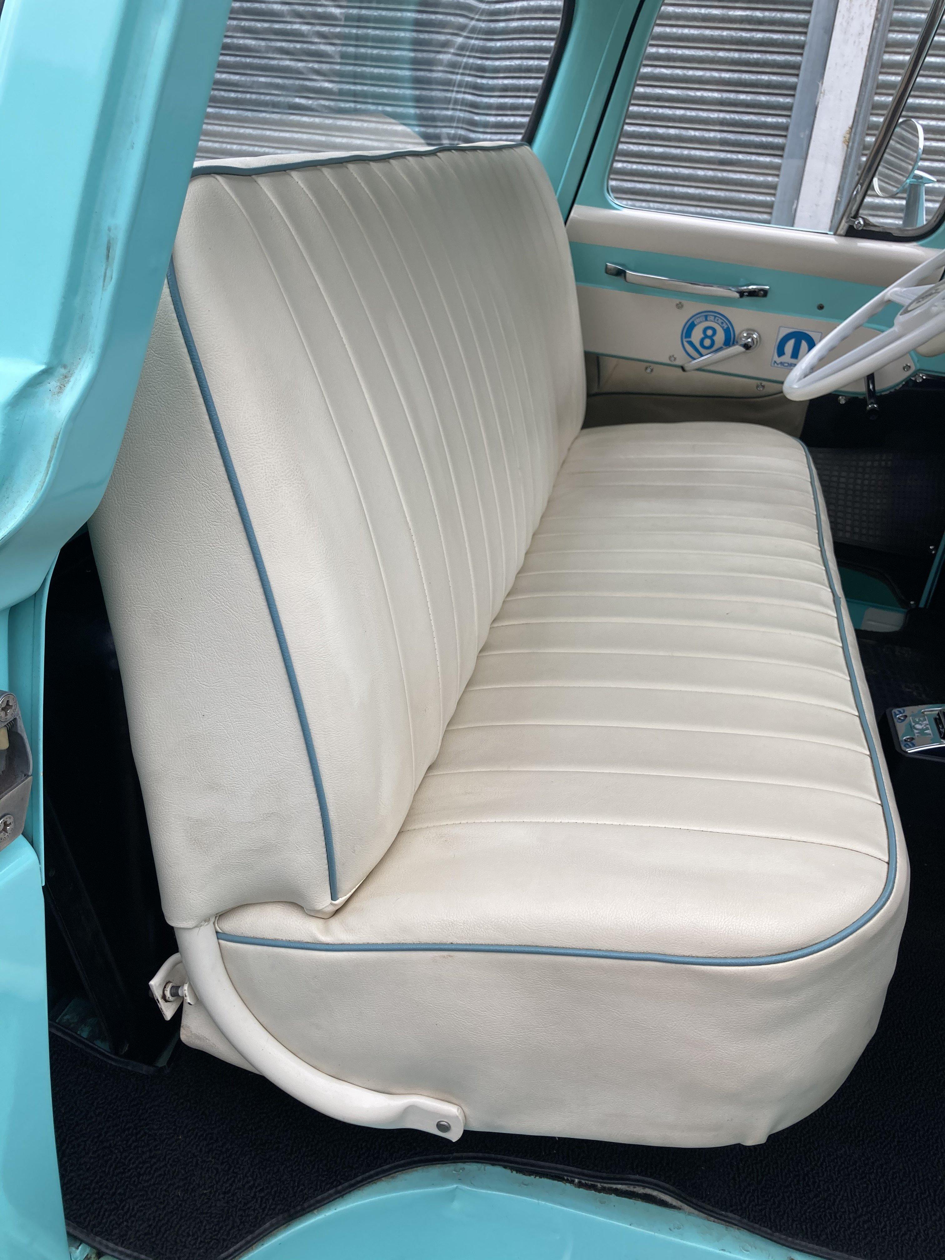 1957 F100 Fleetside Resto Rod For Sale (picture 5 of 12)