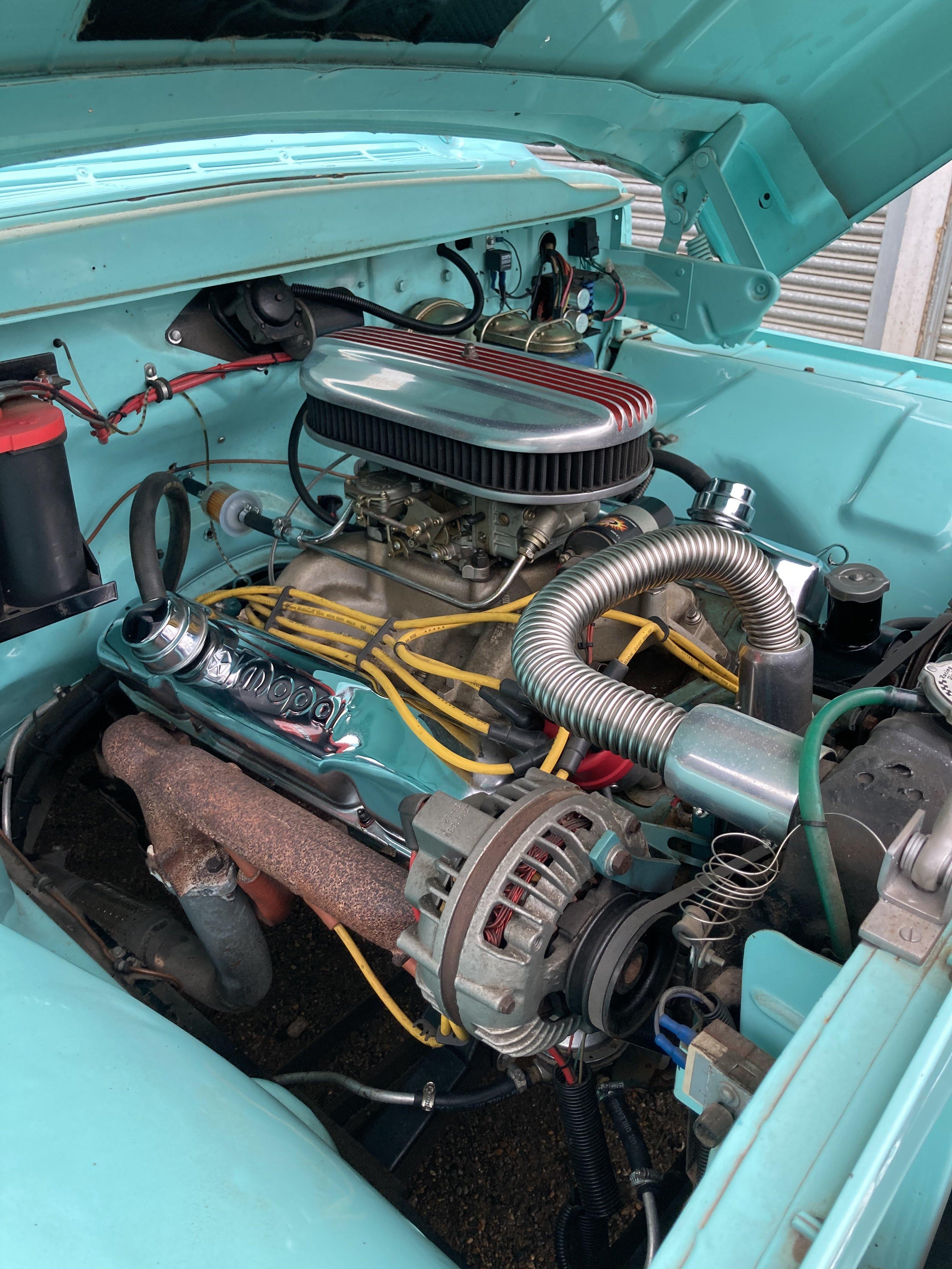 1957 F100 Fleetside Resto Rod For Sale (picture 7 of 12)