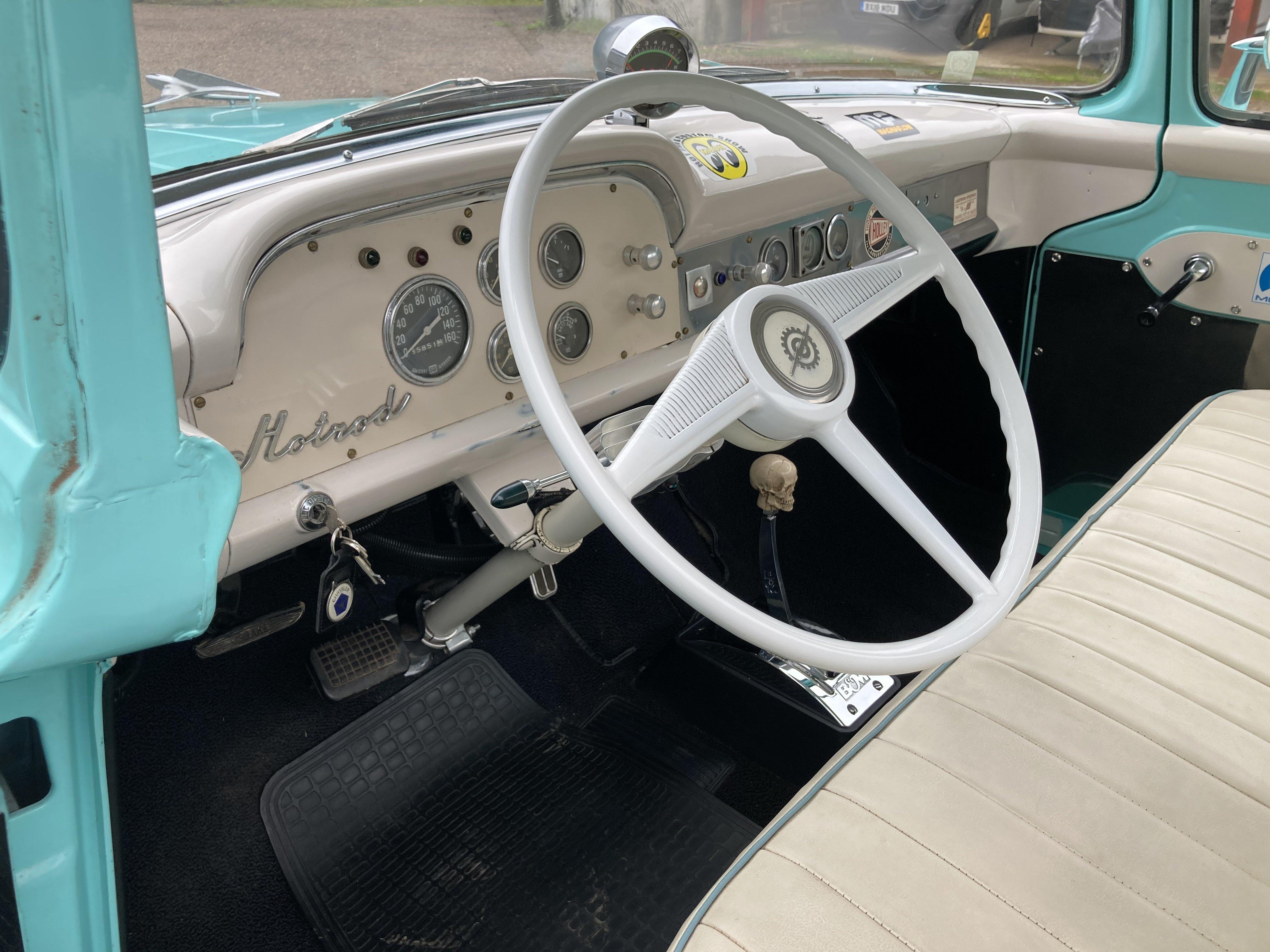 1957 F100 Fleetside Resto Rod For Sale (picture 9 of 12)