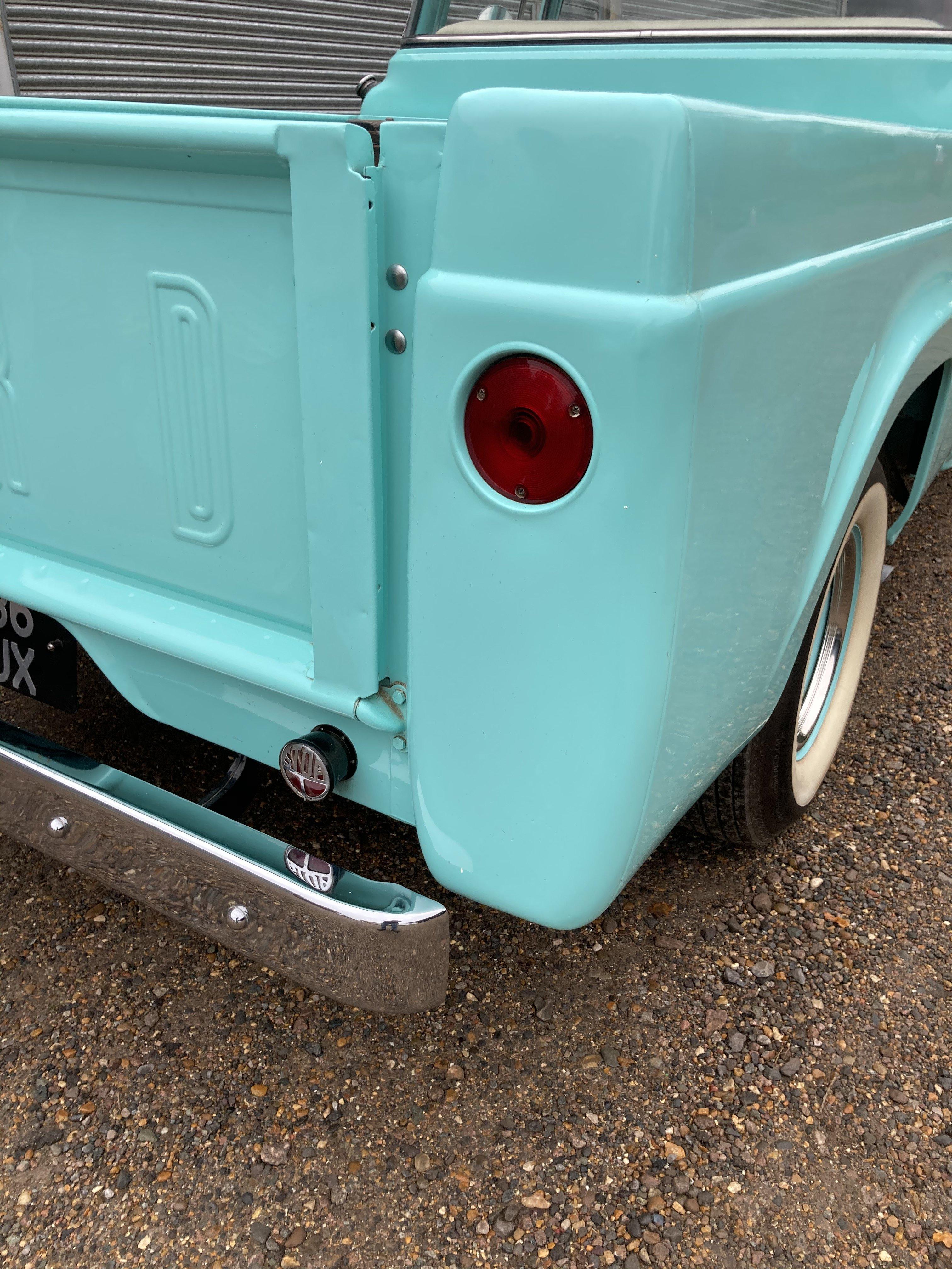 1957 F100 Fleetside Resto Rod For Sale (picture 11 of 12)