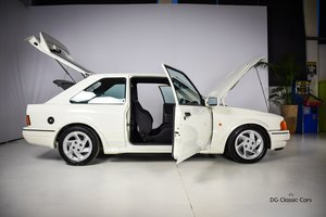 Ford Escort RS Turbo - Beautiful - Low KM's & Owners