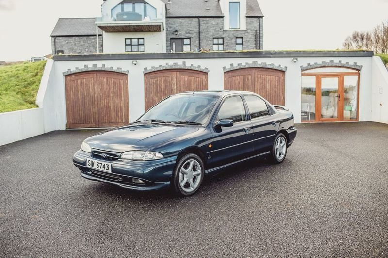 1996 Ford Mondeo Mk1 Si 4x4 Saloon For Sale (picture 1 of 12)