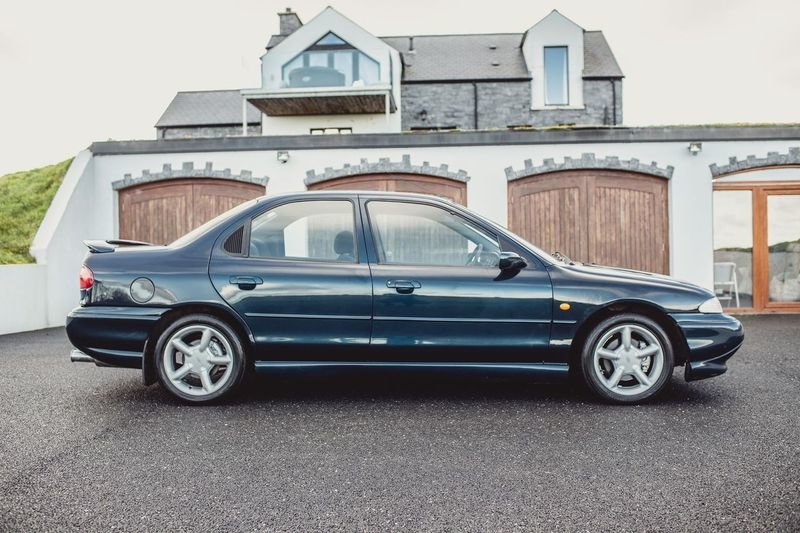 1996 Ford Mondeo Mk1 Si 4x4 Saloon For Sale (picture 3 of 12)