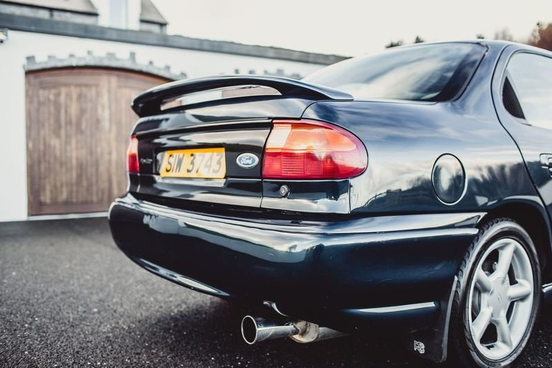 1996 Ford Mondeo Mk1 Si 4x4 Saloon For Sale (picture 5 of 12)