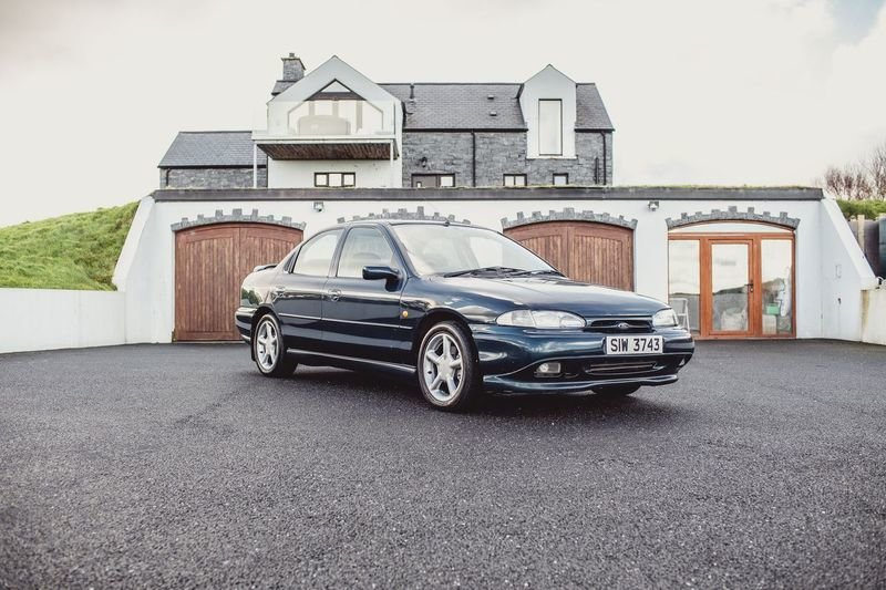 1996 Ford Mondeo Mk1 Si 4x4 Saloon For Sale (picture 6 of 12)