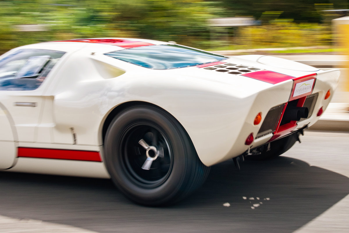 1965 Ford GT40P For Sale (picture 6 of 8)