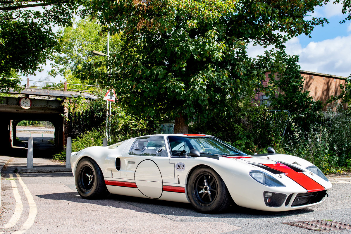 1965 Ford GT40P For Sale (picture 7 of 8)