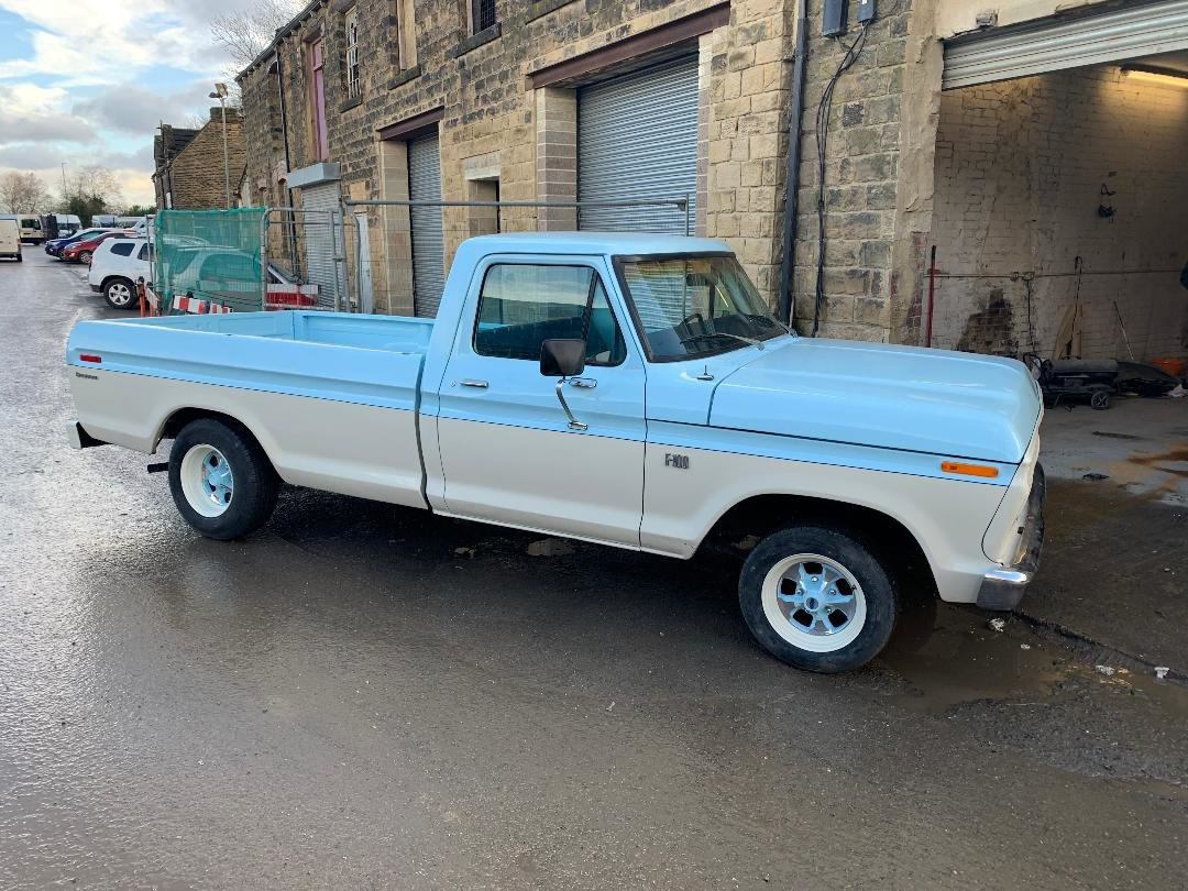 1976 FORD F100 For Sale (picture 1 of 9)