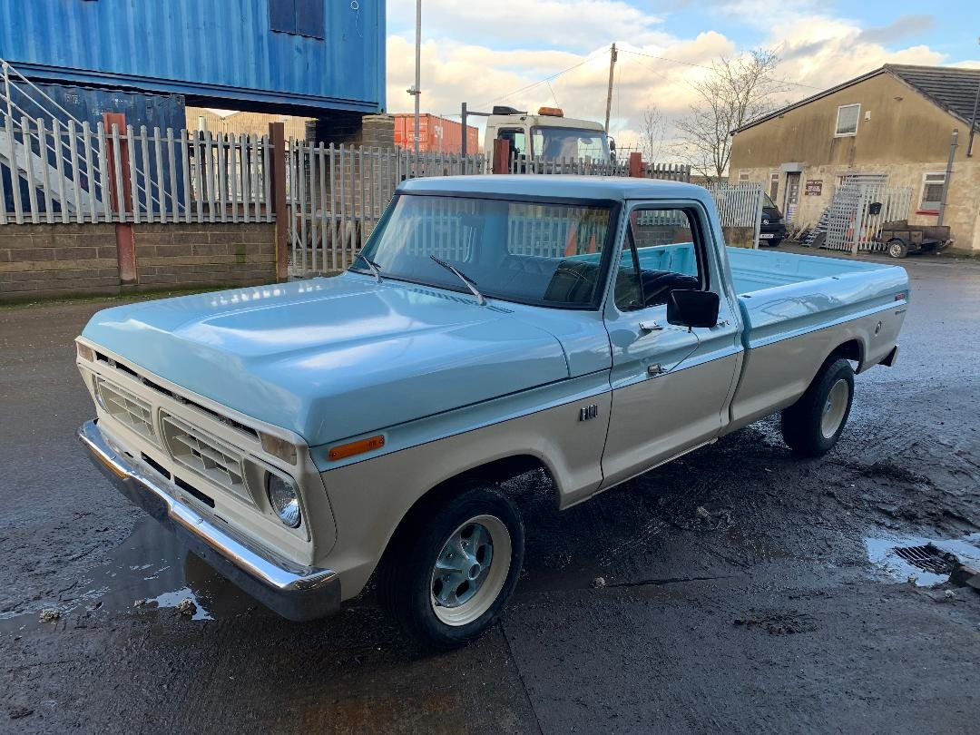 1976 FORD F100 For Sale (picture 2 of 9)