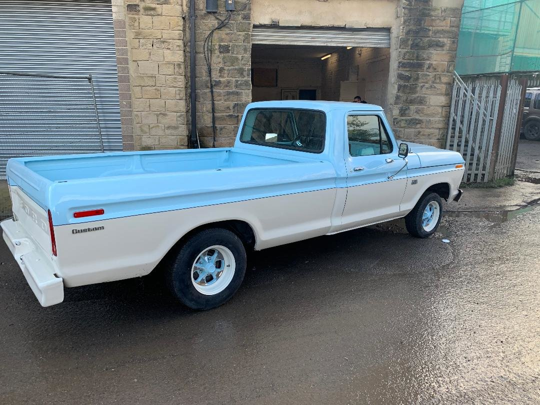 1976 FORD F100 For Sale (picture 3 of 9)