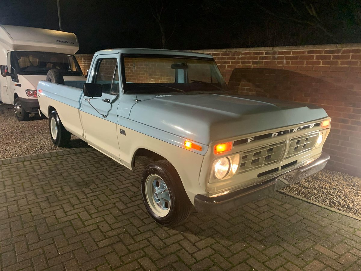 1976 FORD F100 For Sale (picture 6 of 9)