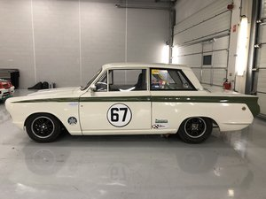 Picture of 1963 Lotus Cortina FIA Race Car
