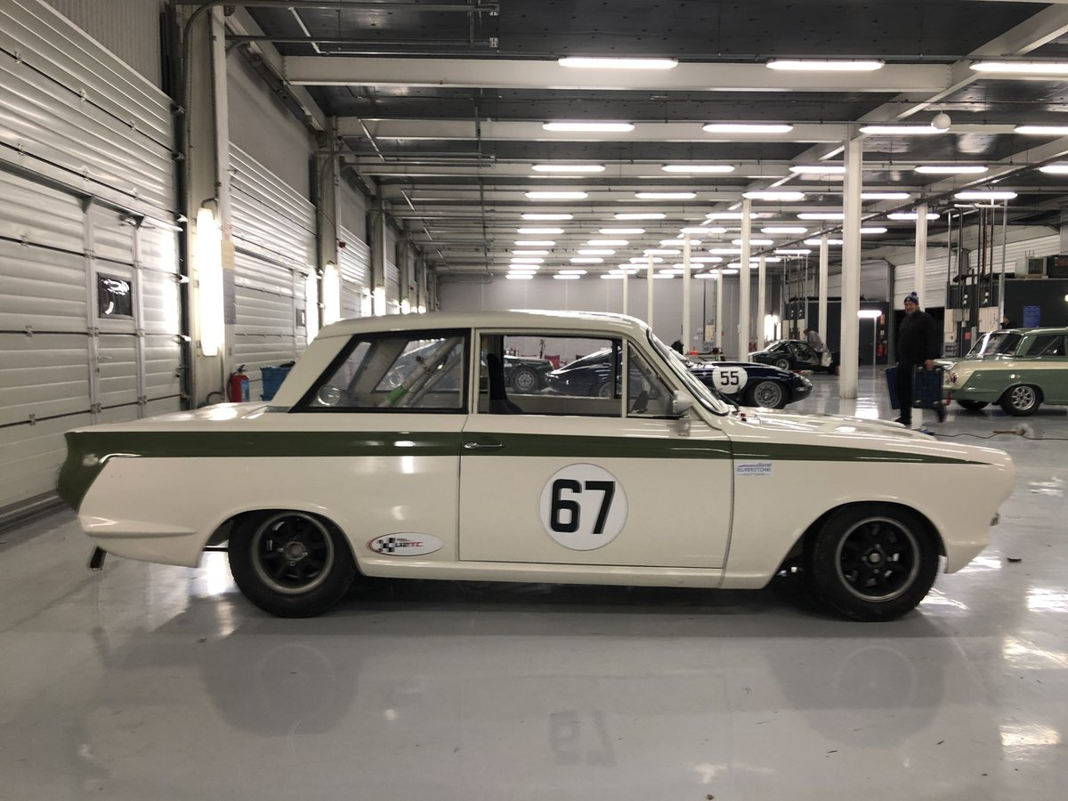1963 Lotus Cortina FIA Race Car For Sale (picture 3 of 5)