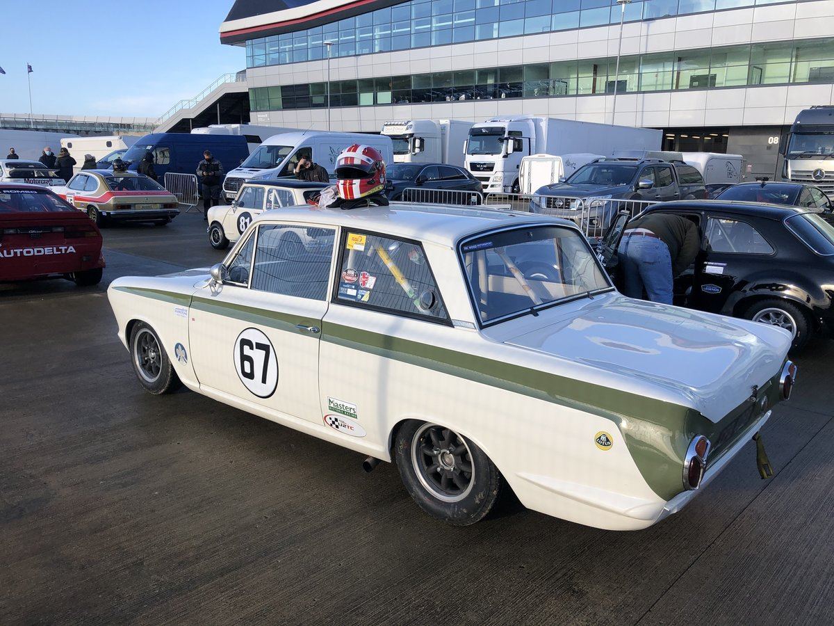 1963 Lotus Cortina FIA Race Car For Sale (picture 4 of 5)