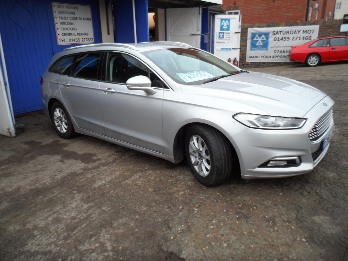 2015 65 PLATE MONDEO ESTATE 2LTR DIESEL6 SPEED MANUL 133K MOT 22 For Sale (picture 1 of 12)