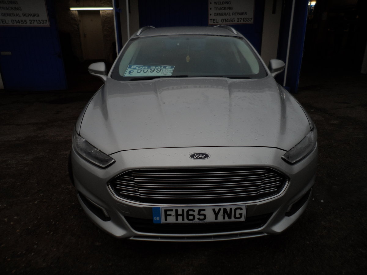 2015 65 PLATE MONDEO ESTATE 2LTR DIESEL6 SPEED MANUL 133K MOT 22 For Sale (picture 3 of 12)