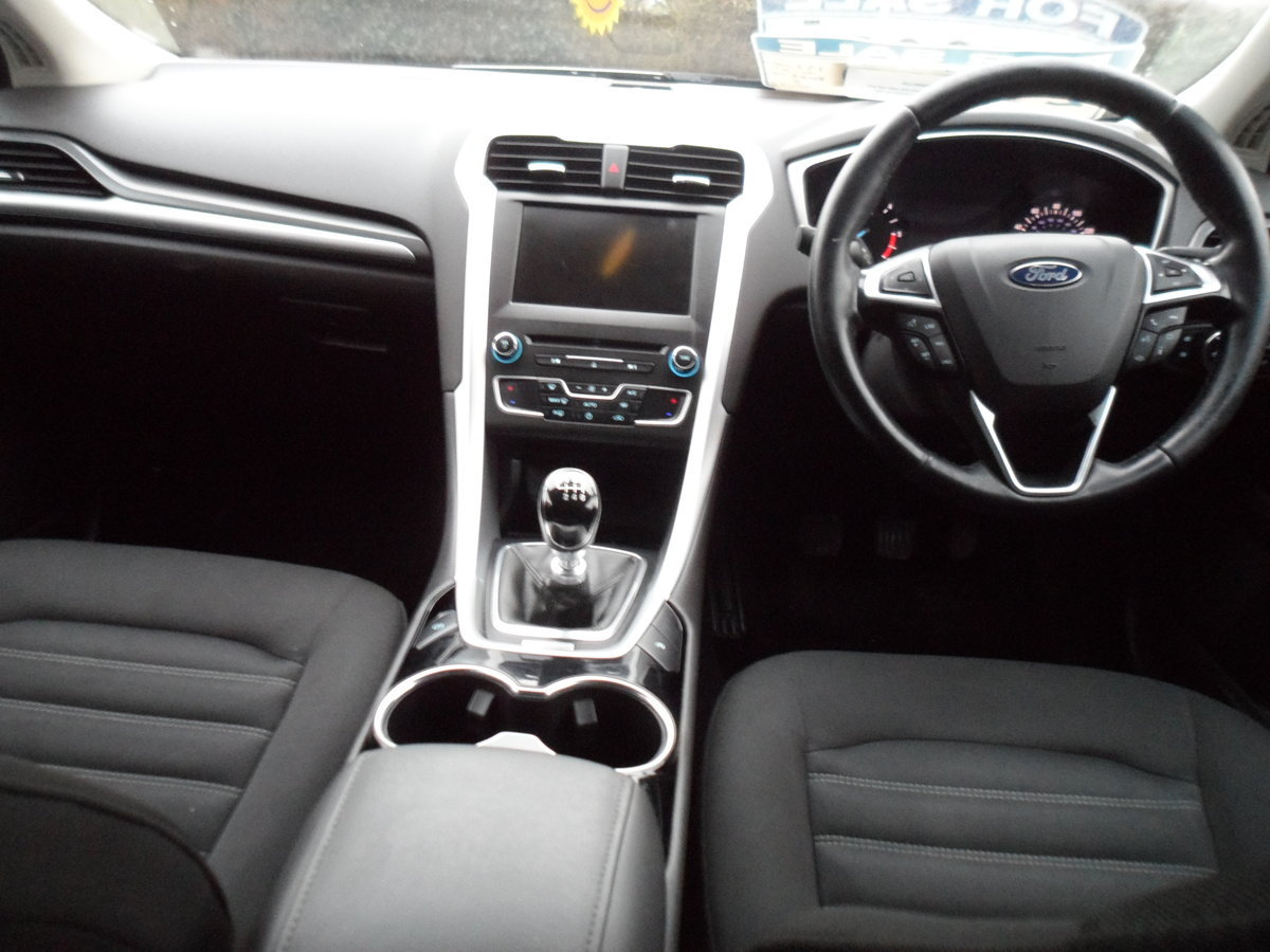 2015 65 PLATE MONDEO ESTATE 2LTR DIESEL6 SPEED MANUL 133K MOT 22 For Sale (picture 6 of 12)