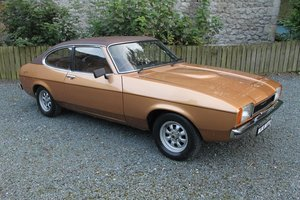 Picture of 1976 Ford Capri 1.6GL For Sale