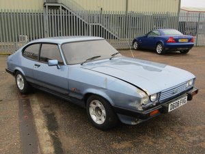 Picture of 1986 Ford Capri 1.6 Laser at ACA 13th and 14th February For Sale by Auction